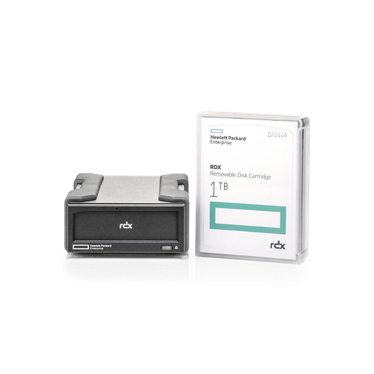 HPE Q2044A 1TB RDX Removable Disk Cartridge