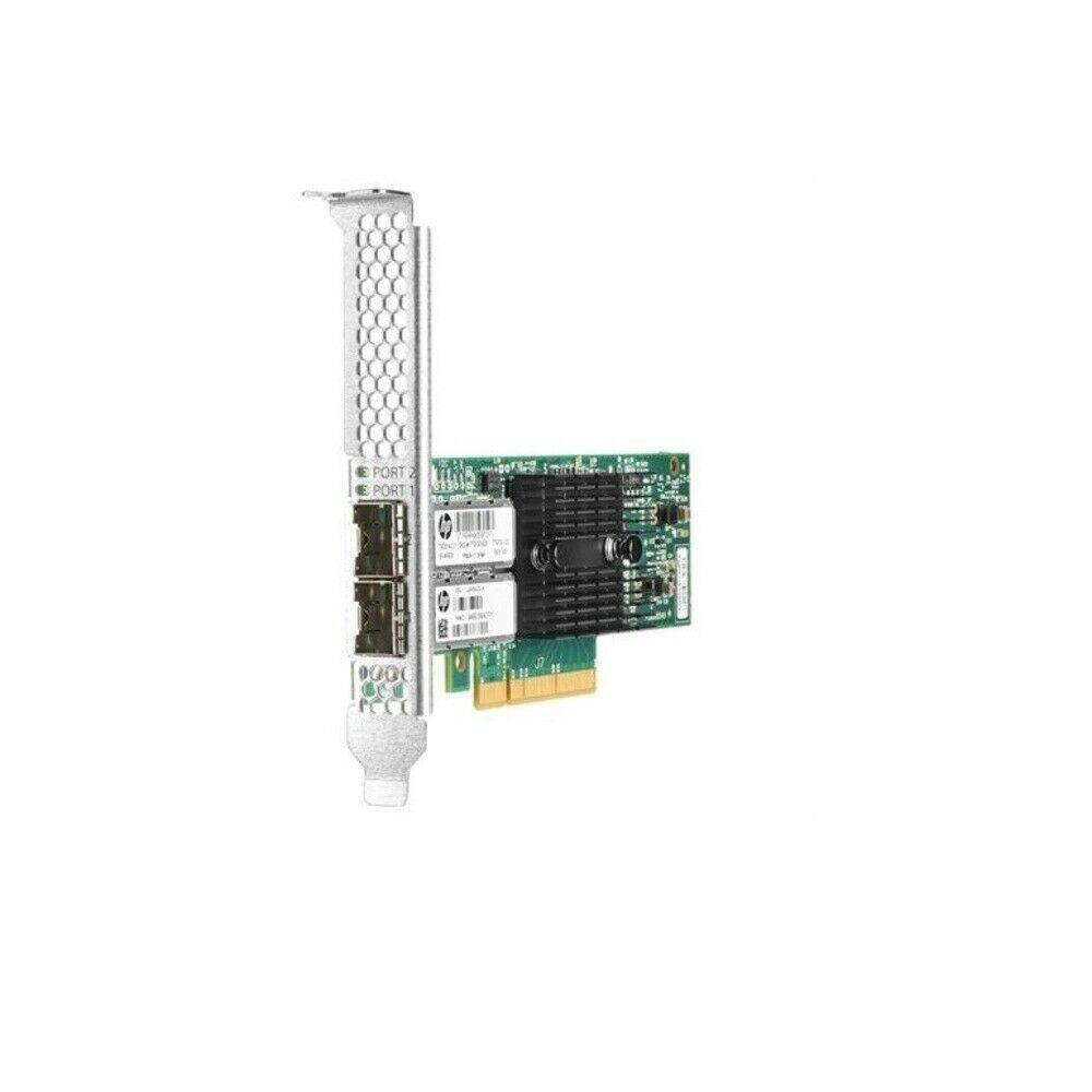 HP Ethernet 10GB 2-Ports 546SFP+ Adapter 779793-B21 790314-001