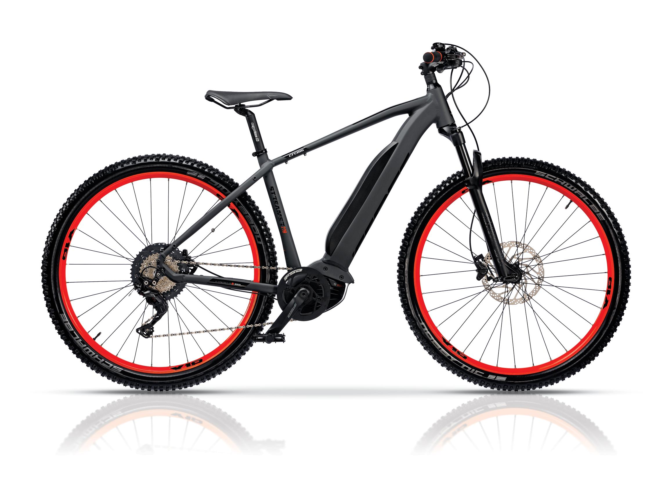 Elektrokolo CROSS 500Wh  MAVERIX STREAMER 29'' Sportive 2020 - M