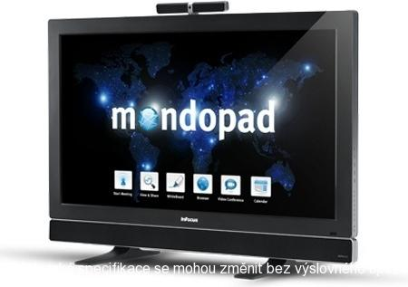 InFocus Mondopad INF5520A - all-in-one - Core i5 2520M 2.5 GHz - 4 GB - 120 GB -