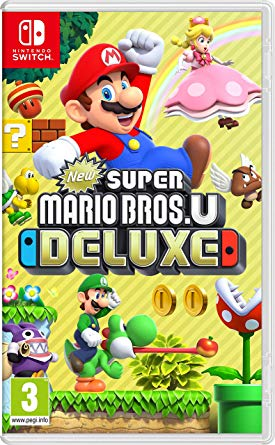 New Super Mario Bros U Deluxe (SWITCH) 045496423780