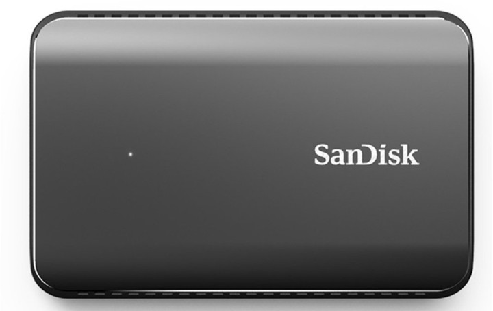 SanDisk Extreme 900 SSD Portable 1.92TB