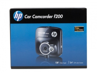 HP Camcorder F200