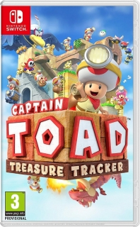 Captain Toad: Treasure Tracker (SWITCH)  045496422356