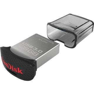 SANDISK Ultra Fit 128GB USB 3.0 Flash Drive SDCZ43-128G-GAM46