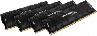 Kingston HyperX Predator 64GB (4x16GB) DDR4 3600  HX436C17PB3K4/64