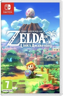 The Legend of Zelda: Links Awakening SWITCH
