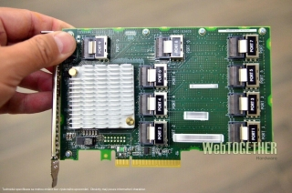 HP AEC-83605/HP2 36 Ports 12GB SAS Expansion Board 761879-001 727252-002 83605