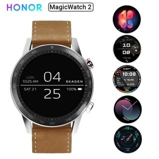 Honor MagicWatch 2, 46 mm (Minos-B19V), Steel Male